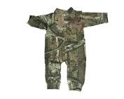 JLCK Baby Boys Mossy Oak Camo Creeper Outfit
