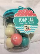 Dirty Works Soap Jar