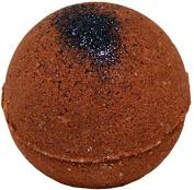 Bath Bomb 160ml Black Cherry w/ Kaolin Clay & Coconut Oil