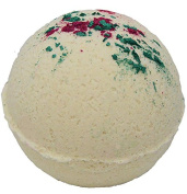 Bath Bombs 160ml Tis' The Season Vanilla Sandalwood w Kaolin Clay & Coconut Oil