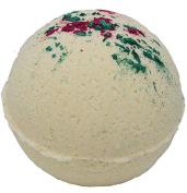 Bath Bombs 160ml Tis' The Season Vanilla Sandalwood w Kaolin Clay & Coconut Oil