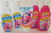 Mr. Bubble Bubble Bath BUNDLE extra gentle lotion 70ml