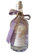 Erbario Toscano Lavender Bubble Bath 500ml In Decorative Glass Bottle From Italy