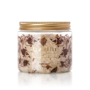 Bodhi Cosmetics Revitalising Jasmine & Ylang Ylang Luxury Bath Salts - The Infusion of Jasmine and Ylang Ylang Extracts Provides A Soothing and Relaxing Experience, 530ml