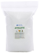 Athlete Bath Salt 5.4kg Bulk Size -  .   - Epsom Salt Bath Soak With Pine & Eucalyptus Essential Oils Plus Vitamin C - All Natural Post Workout Soak For Tired Sore Muscles