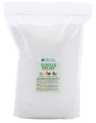 Sinus Relief Bath Salt 5.4kg Bulk Size -  .   - Epsom Salt Bath Soak With Mint & Cypress Essential Oils & Vitamin C - No Perfumes No Dyes - Breathe Easy & Relieve Sinuses