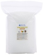 Arthritis Bath Salt 5.4kg Bulk Size -  .   - Epsom Salt With Frankincense Essential Oils & Vitamin C - Arthritis Relief With All Natural Bath Soak - No Perfumes No Dyes