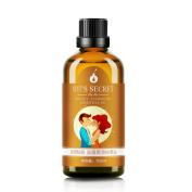 Vivi's Secret V06 Couple Desire Sensual Massage Oil Natural Release Pressure Body Oil 100ml