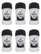 Rexona Motion Sense Invisible Black White Deodorant Stick 40ml / 1.35 Oz Travel Size