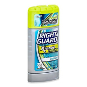 Right Guard Xtreme Fresh 80ml Antiperspirant and Deodorant Clear Gel in Energy