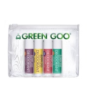 Sierra Sage Green Goo 100% All Natural Deodorant Travel Pack