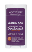 Sierra Sage Green Goo 100% All Natural Deodorant-Lavender & Thyme