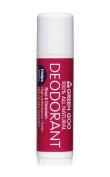 Sierra Sage Green Goo 100% All Natural Deodorant Travel Stick-Rose & Geranium