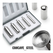 Surgical Steel Stretching Kit with Case (Large Size) Body Piercing Tool
