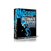 The H2Ocean Ultimate Tattoo Aftercare Kit