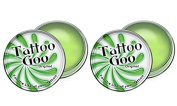 Tattoo Goo Original Aftercare Healing Lotion Ointment Salve for the Life of Your Tattoo : Size 20ml / 21g