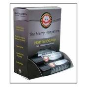 The Merry Hempsters Hemp Tattoo Salve Counter Display 20ml/12pc from The Merry Hempsters
