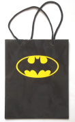 DC Comics Vintage Batman Symbol 15cm X 20cm Gift Bag By Applause Dated 1964
