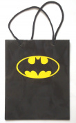 DC Comics Vintage Batman Symbol 15cm X 20cm Gift Bag By Applause Dated 1964