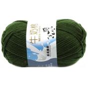 Creative DIY Milk Cotton Yarn Baby Wool Yarn for Knitting Children Hand Knitted Yarn Knit Blanket Thread Crochet Yarn 26