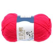 Creative DIY Milk Cotton Yarn Baby Wool Yarn for Knitting Children Hand Knitted Yarn Knit Blanket Thread Crochet Yarn 06