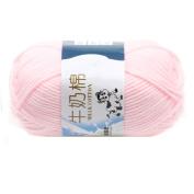 Creative DIY Milk Cotton Yarn Baby Wool Yarn for Knitting Children Hand Knitted Yarn Knit Blanket Thread Crochet Yarn 02