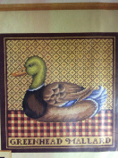Elsa Williams Creatve Canvaswork - Greenhead Mallard Kit