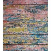 Craft Consortium Decoupage Papers 35cm x 40cm 3/Pkg-Textured Wood