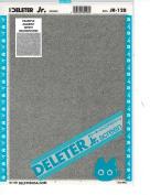 "Deleter Screen Tone Jr JR-128 [Static Pattern 25%][Sheet Size 182x253mm (7.16""x9.96"")] For Comic Manga Illustration Graphic Screentone"
