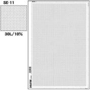 Deleter Screen Tone SE-11 [Dot Pattern 30L/10%] [B4 Size