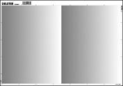 Deleter Screen Tone SE-952 [Gradation 60L/0-40% 2 Rows)] [B4 Size