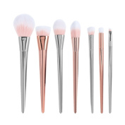 BUYITNOW Makeup Brush Set Face Eye Cosmetics Foundation Powder High Brushes Mix-colour