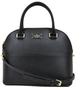 Kate Spade NY Grove Street leather Carli purse