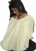 L'oved Baby Nursing Shawl Grand Sand