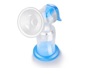 Gland Manual Breast Pump with Closed and Anti-backflow System [BPA FREE]