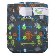 Sweet Pea Newborn All-In-One Nappy, To My Heart
