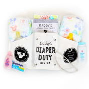 Daddy's Nappy Duty Device - Funny New Baby Gifts for Dad