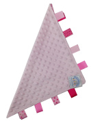 Soft Touch Pink Tag Comfort Blanket