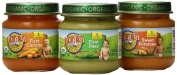 Organic My First Veggies Starter Pack Baby Food, 70ml, 12 count Earth's Best