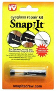 Qa Worldwide Snapit-D Eyeglass Repair Kit Novelty