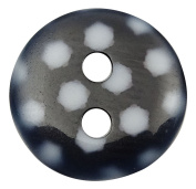 Pack Of 140 Pieces 2 Hole Wholesale Clothing Diy Sewing Round Buttons Accessory
