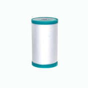 Coats & Clark Covered Cotton Bold Hand Quilting Thread White