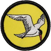 Arctic Tern Patrol Patch - 5.1cm Round!