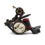 Tattoo Machine,New Star Tattoo Professional Custom Handmade Coil Tattoo Machine Gun Frame Kit Supply