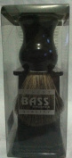 The Bass Shaving Brush with Drip Stand