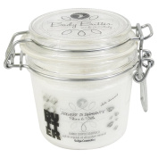 Glittery Diamond Body Butter - Whipped Butter Moisturiser rich in Vegetable Oils with Shea Butter -Free of preservatives, dyes, PEG and paraffin oil - Made in Italy