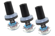 3 X Out The Door Number 1 Super Fast Drying Nail Top Coat For Nail | size 0.3 fl oz / 9 ml