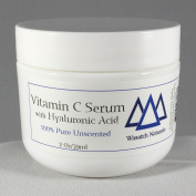 Vitamin C Serum with Hyaluronic Acid 60ml Pure and Unscented