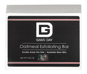 Game Day Skincare Oatmeal Exfoliating Bar