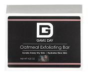 Game Day Skincare Oatmeal Exfoliating Bar